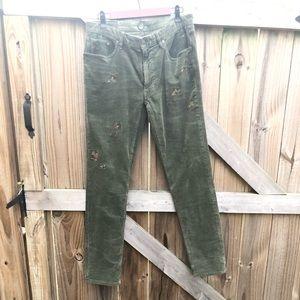 Polo Ralph Lauren duck hunting corduroy pants